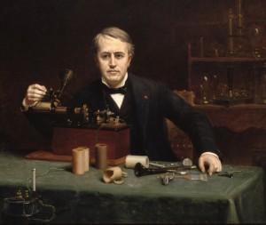 Jeho spolupráce s Edisonem se záhy přemění na tvrdý konkurenční boj.
