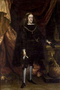 Karel II. krutě doplatí na sňatkovou politiku Habsburků.