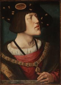 Karel V. dbá na výchovu svého mladšího bratra.