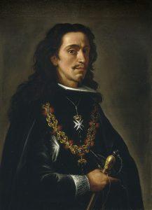 Karel je pouhou figurkou na trůnu. Vládne za něj i Juan José de Austria.