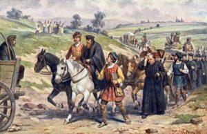 Katolictví nepřijme, a tak musí z Českého království odejít.