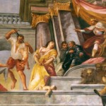 Král Šalomoun vstoupí do dějin jako symbol moudrosti