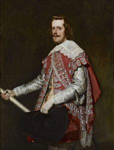 Král Filip IV. má z narození syna obrovskou radost.