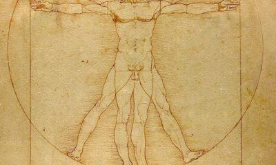 List papíru s Vitruviánským mužem je dnes uložen v benátské Gallerii dell´Accademia.