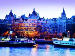 Londýnský The Royal Horseguards hotel nabízí tradiční anglickou atmosféru kořeněnou viktoriánskou elegancí.