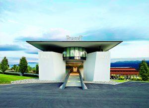 Manufaktura Plan-les-Quates ve švýcarské Ženevě