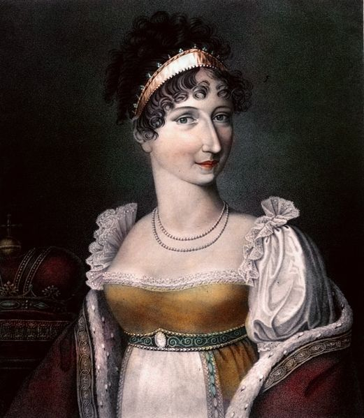 Marie Ludovika musela už v dětství opustit rodnou Itálii.