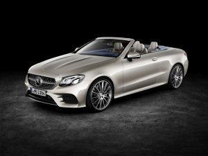Mercedes-Benz završuje modelovou řadu E novým kabrioletem.