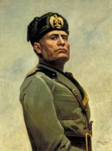 Mussolini neváhá proti domorodcům nasadit i bojové plyny.