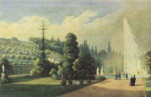 Na zámek Sanssouci utíkal před válkou i manželkou.
