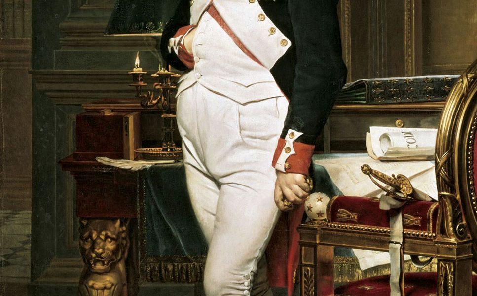 Napoleon si Memlingův obraz odveze do Paříže.