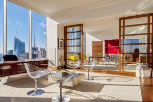 Newyorský penthouse Alessandry a Allegry Gucciových je ke koupi za 35 milionů dolarů.