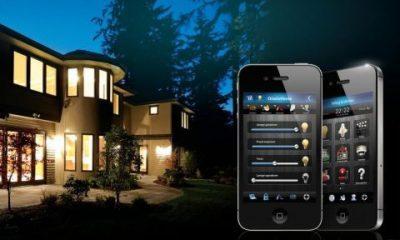Ovládání digitální domácnosti je velmi jednoduché a intuitivní, stačí tablet nebo mobil.