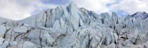 Před 20 000 lety pokrýval pevninský ledovec značnou část severní Evropy.