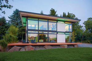 Kolem 40% domů v Evropě je stavěno tak, aby zde mohly být v budoucnu nainstalovány prvky chytrého domu.