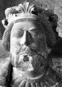 Král Sverre trůn ovládnul v roce 1184, kdy v bitvě padl jeho spoluvládce Magnus Erlingsson.
