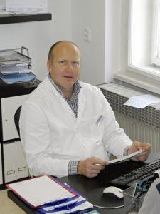 MUDr. Josef Stolz z Urologické kliniky v Praze
