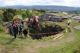 Vykopávky budou na lokalitě dál pokračovat. Možná se archeologům podaří brzy v zemi najít další díl ságy o králi Sverrem.