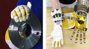 Kromě astronautů využijí RoboGlove například dělníci ve výrobě.