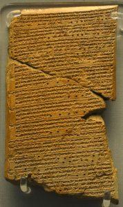 K odhalení rychlosti zpomalování rotace Země posloužily vědcům i babylonské hliněné tabulky.