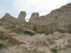 Aškelon byl ve starověku jedním z nejdůležitějších přístavních měst.