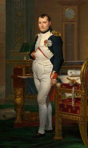 Před Napoleonem musela na čas uprchnout i z Vídně.