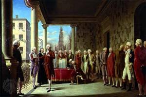 Při inauguraci neprožívá Washington zrovna příjemné pocity.