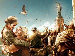 Přijíždějí do Ameriky za svým snem. S otevřenou náručí je tam však nevítají.