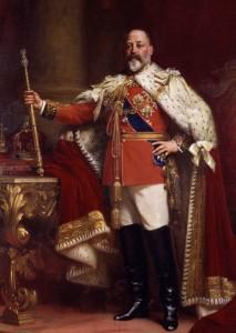 Pařížský šantán navštěvují i takové osobnosti jako je britský král Eduard VII