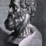 Pití alkoholu v rozumné míře propaguje i slavný řecký lékař Hippokrates.