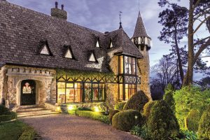 Pokud toužíte po explozi romantiky, je Thorngrove Manor sázkou na jistotu.