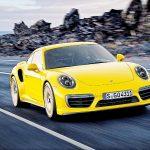Porsche 911 Turbo S – Supersport na pondělí, středu i neděli