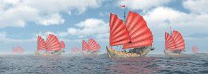 Proč Čína ve středověku neovládla svět?