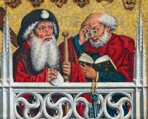 První dioptrické brýle spatřily světlo světa nejspíš díky mnichovi Alessandrovi della Spinovi.