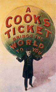 S Cookem mohou lidé vyrazit i na cestu kolem světa.