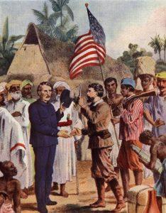 Setkání obou bělochů vejde do dějin. Livingstone se ale vrátit domů odmítá.