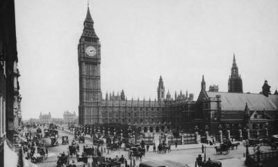 Slavná hodinová věž se stane chloubou celého Londýna.