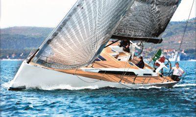 Solaris50 je ideální pro námořníky, kteří si chtějí užít pohodovou výletní plavbu i rychlé plachtění.