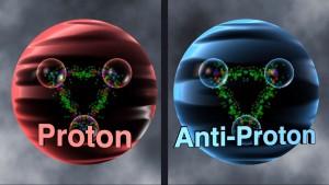 Sourozenci podobní i rozdílní. To je hmota a antihmota