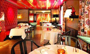 Stylová restaurace The Rico's nabízí úžasné degustační menu.
