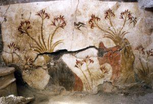 Théra má pověst nejaktivnější sopky Řecka a jednoho z nejnásilnějších vulkánů na planetě.