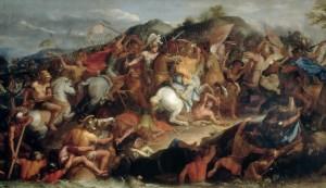 Triumf u Gráníku otevře Makedoncům cestu do nitra Perské říše.