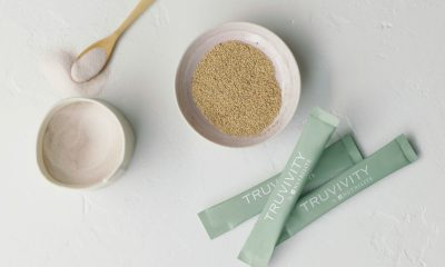 Truvivity Beauty Powder Drink packs