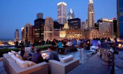 Trump International Hotel & Tower v Chicagu právem patří k nejprestižnějším světovým hotelům.