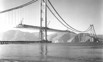 Výstavbu mostu provází řada problémů.