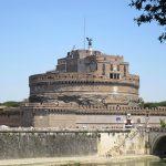 Andělský hrad: Papežové postavili pevnost na hrobech císařů