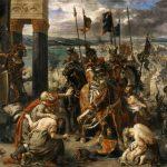 Vyplenění Konstantinopole: Křižáci masakrem spláceli dluh Benátkám