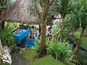 V balinéském Sacred River Spa na vás čekají kromě masáží také spirituální praktiky a rituály.