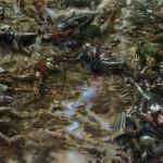 V boji zahyne až 10 000 francouzských válečníků