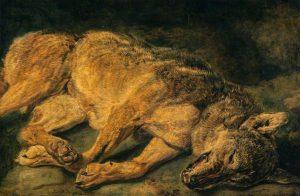 Vlci byli v Evropě během 19. století málem vyhubeni.